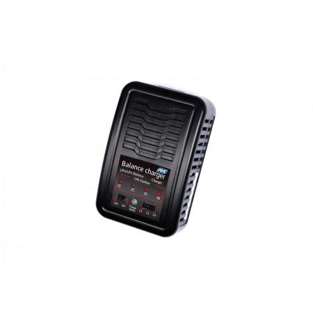 ASG - Auto-Stop Chargeur de batterie LiPo / LiFe - Noir