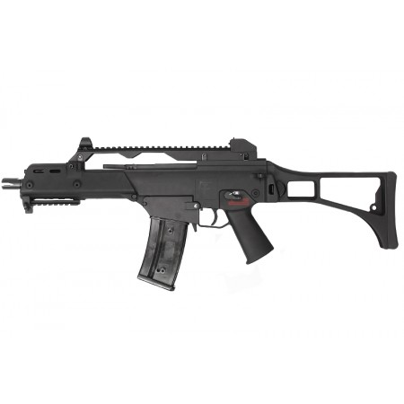 Saïgo - Carabine G36C AEG - Noir (1.1 joules)