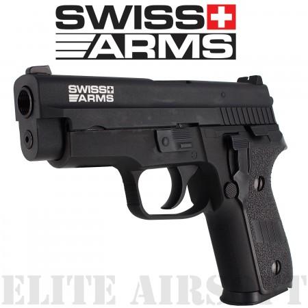 Swiss Arms - Type P226 SA Navy Pistol .40 - GBB  -...