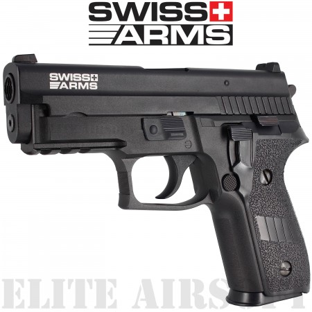 Swiss Arms - Type P226 SA Navy Pistol . 40 Railed -...