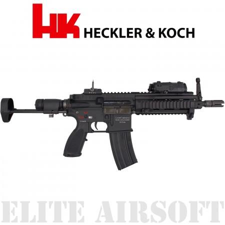 VFC - H&K Hk416 C AEG Noir (1 joules)