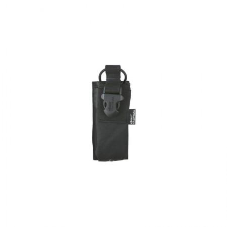 Kombat Tactical - Poche Radio GPS - MOLLE - Noir