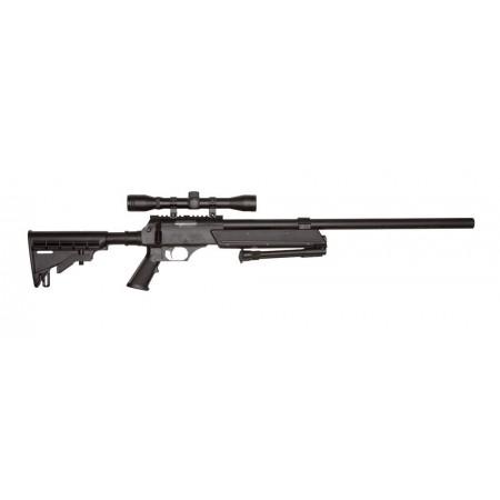 ASG - Fusil de Sniper Urban Sniper - Spring - Noir...