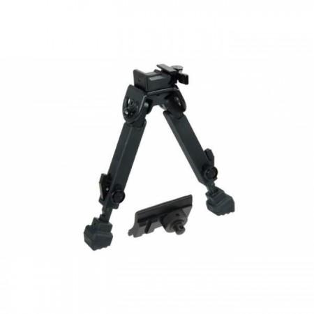 UTG - Bi-pied - Full métal - Noir