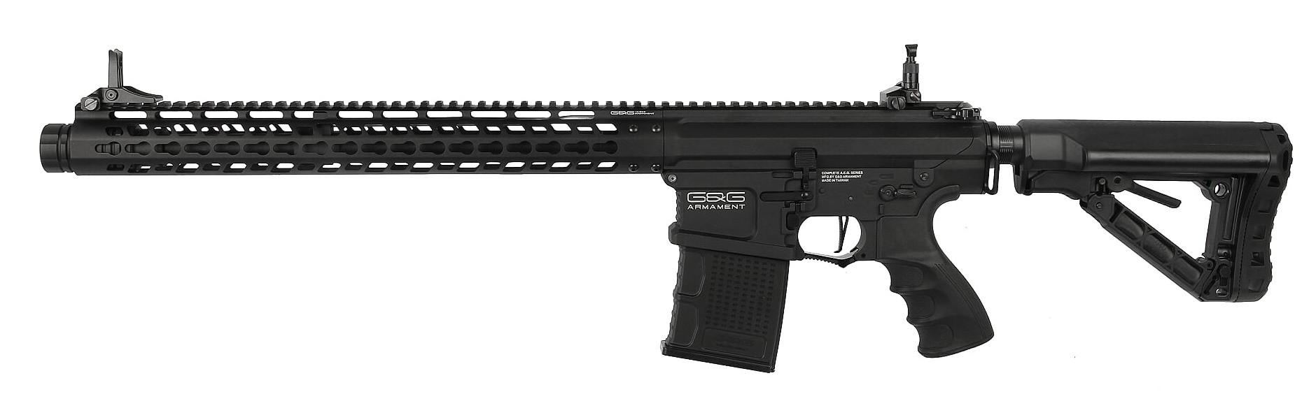G&G - TR16 MBR 308 AEG - Noir (1 joules)
