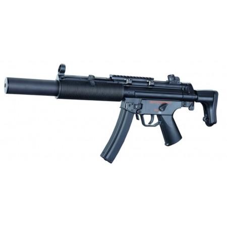 Jing Gong - Pistolet mitrailleur MP5 SD6 AEG - Noir...