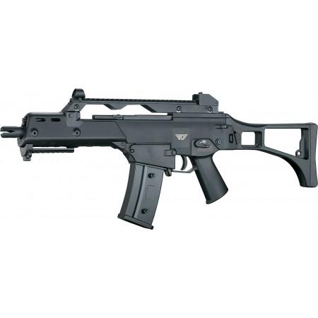 Jing Gong - Carabine G36C AEG - Noir - avec batterie...