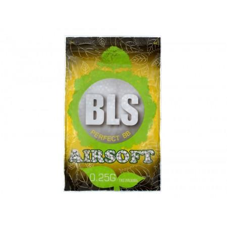 BLS - Billes biodégradables - 0.25g - 4000Bbs...
