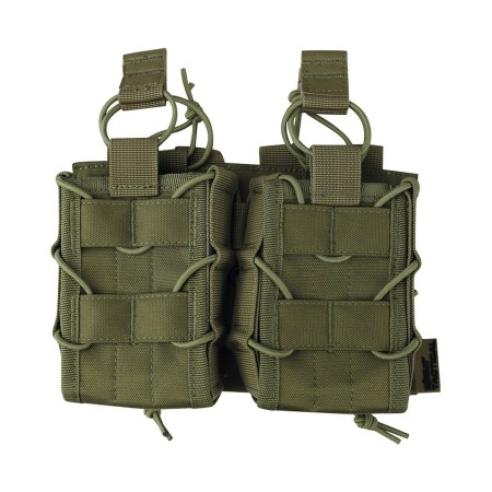 Kombat Tactical - Poche double chargeur DELTA FAST -...