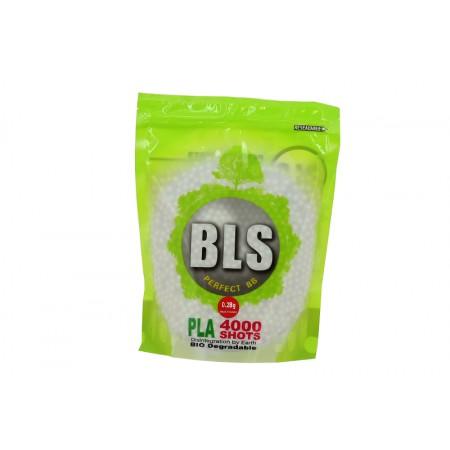 BLS - Billes biodégradables - 0.28g - 4000Bbs...