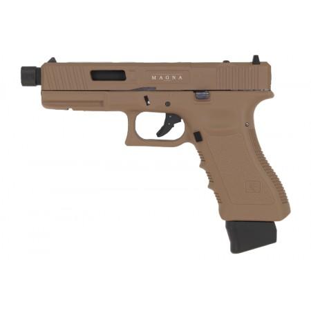 SECUTOR - Pistolet GLADIUS Magna III - GBB - CO2 -...