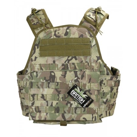 Kombat Tactical - Gilet de combat à passants...