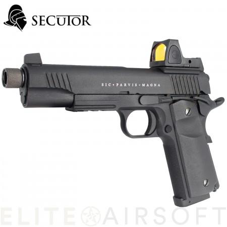 SECUTOR - Pistolet RUDIS Magna XII - GBB - CO2 -...