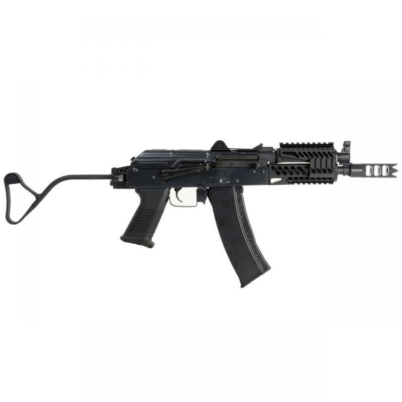 E&L - Réplique Kalashnikov AK74-N Air TAC AEG - Noir (1.1 Joules)