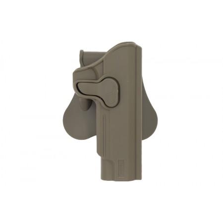 Amomax - Colt 1911 - Holster de ceinture rotatif...