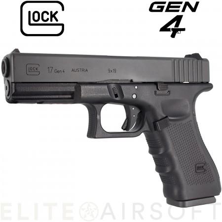 Cybergun -  Pistolet Glock 17 Gen4 - GBB - CO2 -...