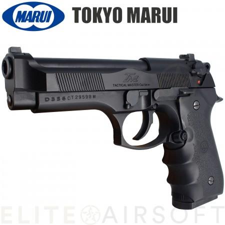 Marui - Tactical Master 92 - GBB - Gaz - Noir (0.9...