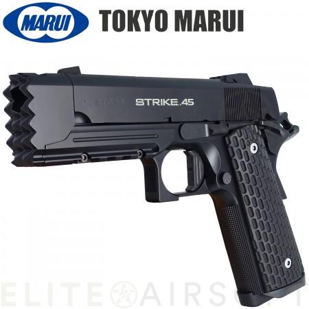 Marui - Strike Warrior - GBB - Gaz - Noir (0.9 joules)