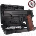 G&G - Pistolet GPM1911 - GBB - Gaz - Noir (1 joules)