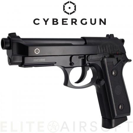 Cybergun -  PT99 Full Auto - GBB - CO2 - Semi &...