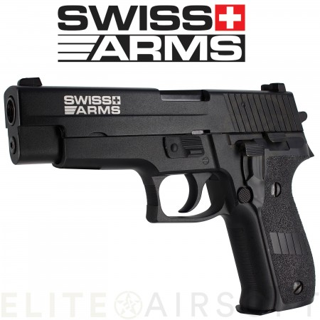 Swiss Arms - Type P226 SA Navy Pistol - GBB - Gaz -...