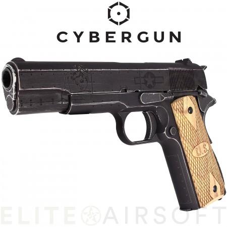Cybergun - Ordnance 1911 Victory Girl - GBB - CO2 -...
