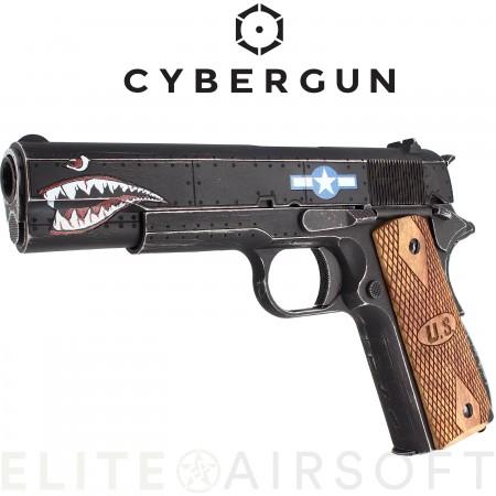Cybergun - Auto Ordnance 1911 Squadron Girl - GBB -...