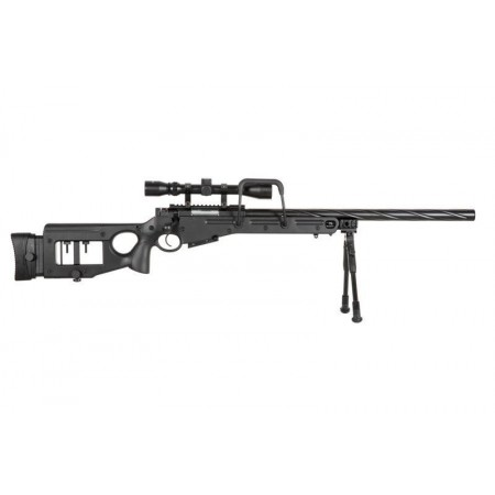 Well - Fusil sniper SV-98 MB4420D - Spring - Noir