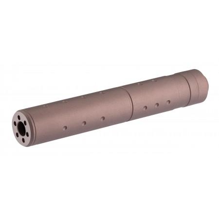 SHS - Silencieux CCW FDE - 195 mm - Tan