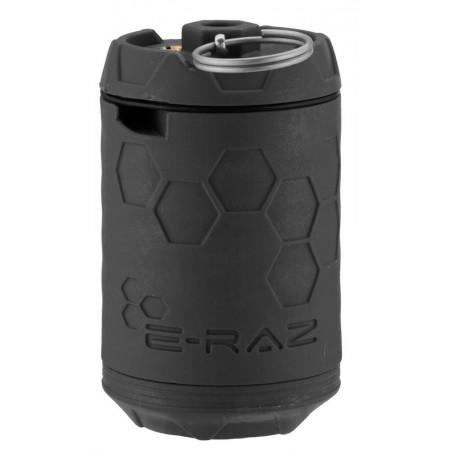 Z-PARTS - Grenade à gaz E-RAZ rotative - Noir