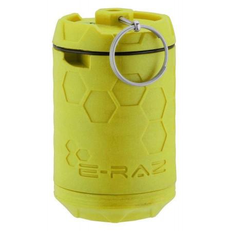 Z-PARTS - Grenade à gaz E-RAZ rotative - Jaune
