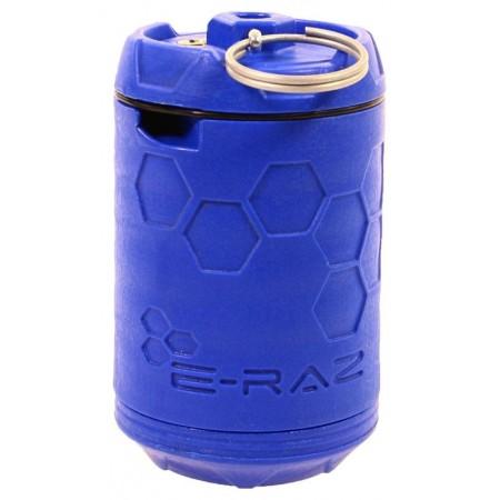 Z-PARTS - Grenade à gaz E-RAZ rotative - Bleu