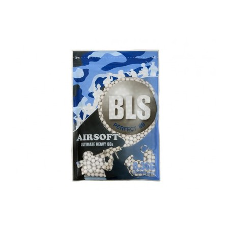 BLS - Billes biodégradables 0.36g - Blanches...