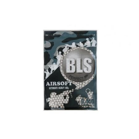 BLS - Billes biodégradables 0.45g - Blanches...