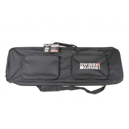 Swiss Arms - Housse 100cm + double poches frontales...