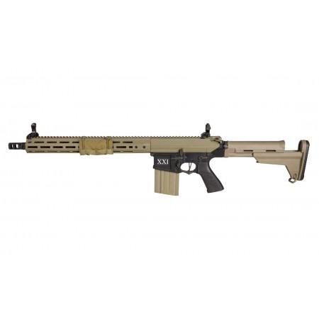 SECUTOR - Fusil DMR RAPAX XXI M5 - TAN et noir (1.8...