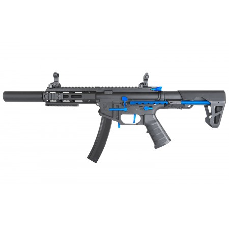 King Arms - Carabine PDW9 SBR SD BB Edition...