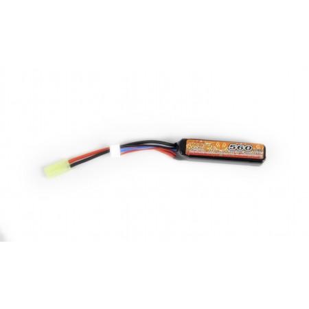 VB Power - Batterie Li-Po 11.1V 560mAh 15C Mini...