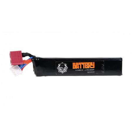 Duel Code - Batterie Li-Po 11.1v 800mAh 15C -...