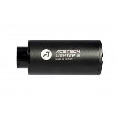 AceTech - Silencieux Tracer Light S - 11mm CW & 14mm CCW - Noir