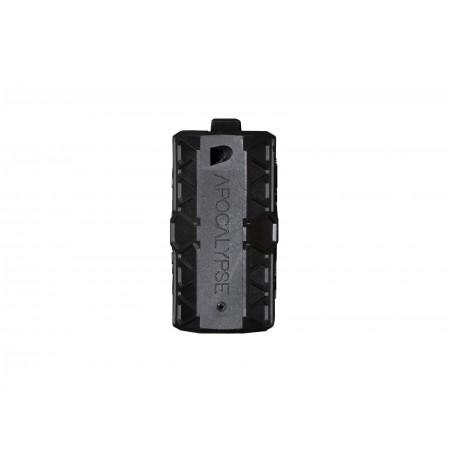 ASG - Grenade Storm Apocalypse - 155 Bbs - Gaz - Noir