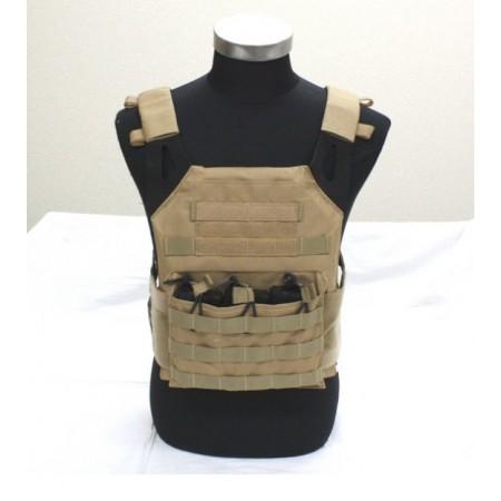Tactical Ops - Gilet tactique MOLLE - Type JPC