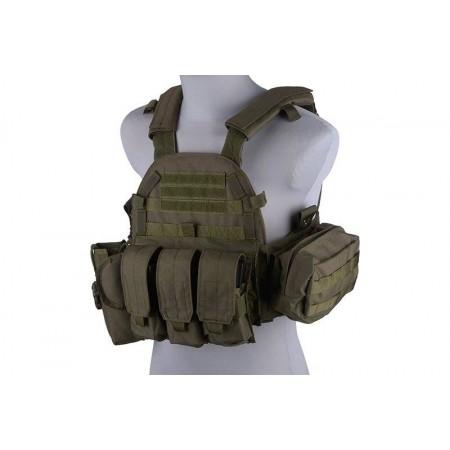 Tactical Ops - Gilet tactique MOLLE tout...