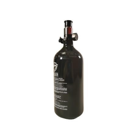 SOGER - Bouteille HPA 0.8L - 3000PSI - Noire