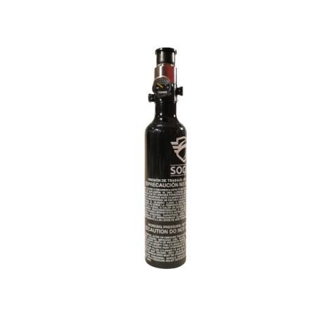SOGER - Bouteille HPA 0.2L - 3000PSI - Noire