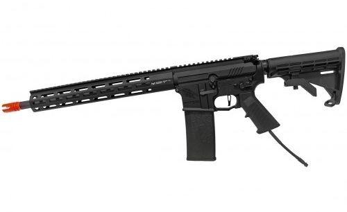 """Wolverine - Carabine M4 HPA MTW avec système INFERNO - canon de 10.3"""" - rail de 10"""""""