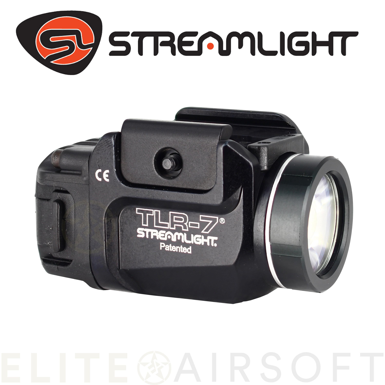 Streamlight - Lampe tactique TLR-7 - 500 Lumens - Noire