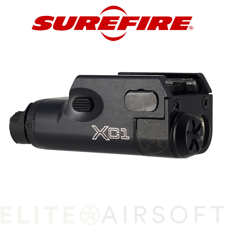 Surefire - Lampe tactique XC1 - 300 Lumens - Montage picatinny - Noire