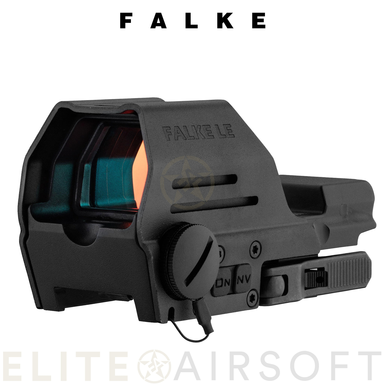 FALKE - Viseur point rouge LE QL Gen2 - Noir
