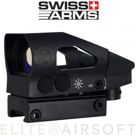 Swiss arms - Viseur point rouge caréné...